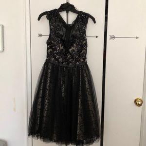 Le chateau Cocktail Dress